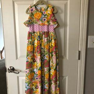 Size 6 Matilda Jane maxi dress (girls)